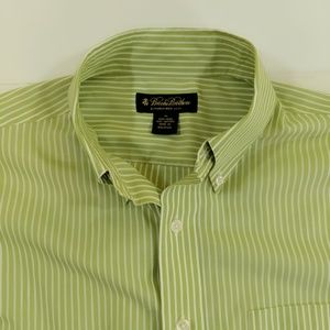 Like new! Brooks Brothers Striped Button Up Shirt
